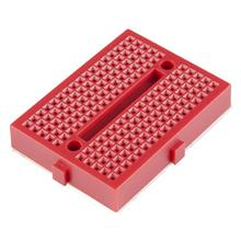 Red Mini Solderless Prototype Breadboard 170 Tie