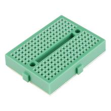 Green Mini Solderless Prototype Breadboard 170 Tie