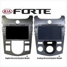 KIA FORTE 2008 - 2012 DLAA 7 Full HD Double Din GPS DVD MP3 TV Player