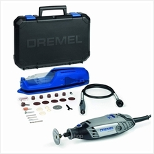 Dremel 3000-1/25 Corded Rotary Tool with 1 Flex Shaft  & 25pcs Accessories - F)