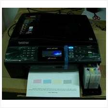 MFC J615CW New Brother Inkjet printer,ARS system ( support - IPhone)
