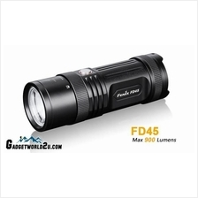 Fenix FD45 Focusable CREE XP-L HI LED 900L Flashlight