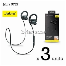 3 Units Jabra STEP Wireless Headset with Bluetooth stereo (2 Years War