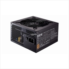 COOLER MASTER MWE 550W BRONZE 80 PLUS POWER SUPPLY