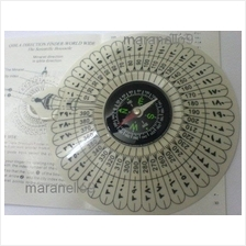 Alat petunjuk arah Qiblat,QIBLA DIRECTION FINDER -WORLD WIDE+ SHIPPING)