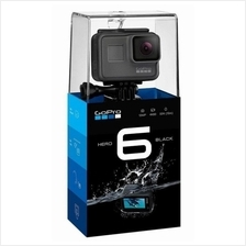 GoPro Hero 6 Black Edition (FunSportz Gopro malaysua 1yr Warranty)