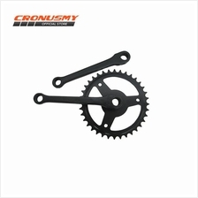 [CRONUS.MY] Crankset 36T x L.140mm for 20' Bicycle Bike