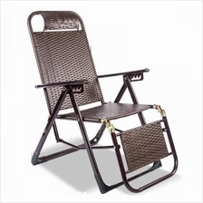 Foldable Relax Chair Folding Lounge Laying Chair Sleeping Rest Chair