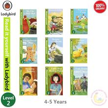 Ladybird Read It Yourself Level 2 (9 Books) - Hard Cover