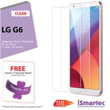 [Wholesale] LG G6 Tempered Glass Protector 0.26mm + 9H Hardness (HD Cl..