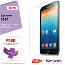 [Wholesale] Lenovo S920 Tempered Glass Protector 0.26mm + 9H Hardness ..