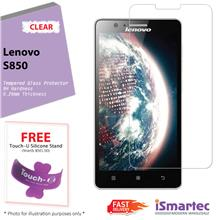 [Wholesale] Lenovo S850 Tempered Glass Protector 0.26mm + 9H Hardness ..