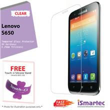 [Wholesale] Lenovo S650 Tempered Glass Protector 0.26mm + 9H Hardness ..