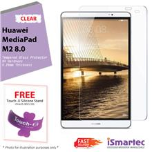 [Wholesale] Huawei Mediapad M2 8.0 Tempered Glass Protector 0.26mm + 9..