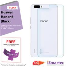 [Wholesale] Huawei Honor 6 BACK Tempered Glass Protector 0.26mm + 9H H..