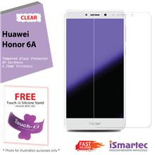 [Wholesale] Huawei Honor 6A Tempered Glass Protector 0.26mm + 9H Hardn..