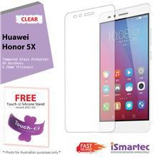 [Wholesale] Huawei Honor 5X Tempered Glass Protector 0.26mm + 9H Hardn..