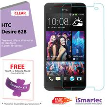 [Wholesale] HTC Desire 628 Tempered Glass Protector 0.26mm + 9H Hardne..