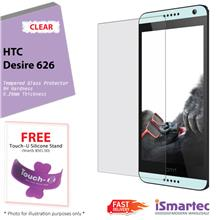 [Wholesale] HTC Desire 626 / 626G+ Tempered Glass Protector 0.26mm + 9..