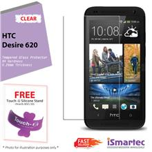 [Wholesale] HTC Desire 620 / 620G Tempered Glass Protector 0.26mm + 9H..