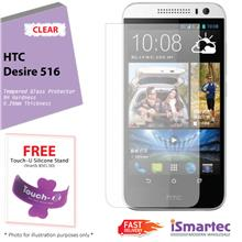 [Wholesale] HTC Desire 516 Tempered Glass Protector 0.26mm + 9H Hardne..