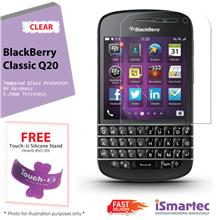 [Wholesale] Blackberry Classic Q20 Tempered Glass Protector 0.26mm + 9..