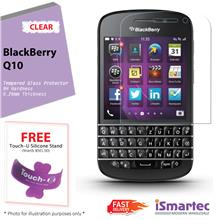 [Wholesale] Blackberry Q10 Tempered Glass Protector 0.26mm + 9H Hardne..