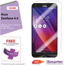 [Wholesale] Asus Zenfone 4.5 A450CG Tempered Glass Protector 0.26mm + ..