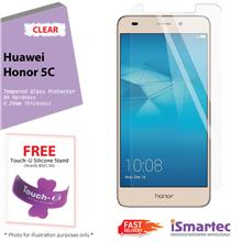[Wholesale] Huawei Honor 5C / 7 Lite Tempered Glass Protector 0.26mm +..