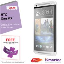 [Wholesale] HTC One M7 / 801S Tempered Glass Protector 0.26mm + 9H Har..