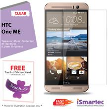 [Wholesale] HTC One ME Tempered Glass Protector 0.26mm + 9H Hardness (..