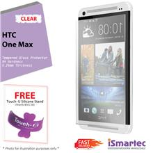 [Wholesale] HTC One Max Tempered Glass Protector 0.26mm + 9H Hardness ..