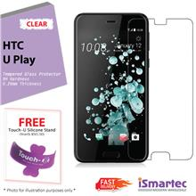 [Wholesale] HTC U Play Tempered Glass Protector 0.26mm + 9H Hardness