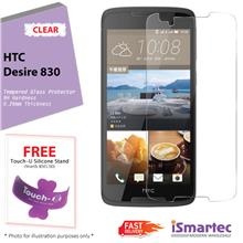 [Wholesale] HTC Desire 830 Tempered Glass Protector 0.26mm + 9H Hardne..