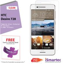 [Wholesale] HTC Desire 728 / 728G Tempered Glass Protector 0.26mm + 9H..