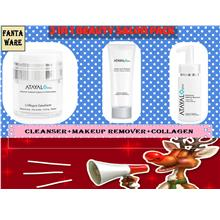 CNY2018 Promotion Pack 3in1 Efficiency Facial Remover Atayal Collage
