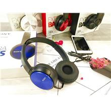 PROMOTION EXTRA BASS SONY MDR-XB350AP Stereo Earphone