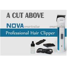 A Cut Above. Nova NHC 401 Rechargeable Trimmer Set for Every Occasion