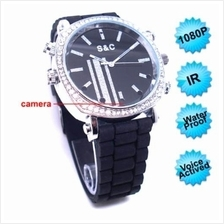 ★ Night Vision Voice Actived Female Wrist Watch Camera (WCH-13C)