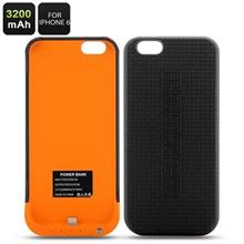 ★ Power Bank 3200mAh and Case for iphone 6 (IP-C06)