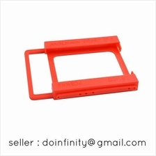 2.5 inch to 3.5 inch SSD HDD Drive Mounting Bracket Bay Adapter Tray