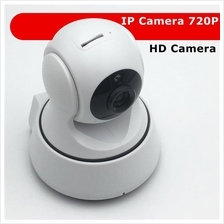 IP Camera 720P HD Wifi Camera With Night Vision Indoor USB Charger P2P