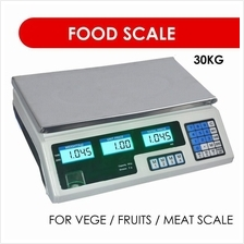 Digital Food Fruit vege Weight scales Weight 30KG