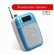 Loudspeaker broadcasting for Teaching and Seminar