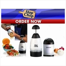 Hot! SLAP CHOP+ FREE CHEESE GRATER. Dice, Chop & Mince In Seconds