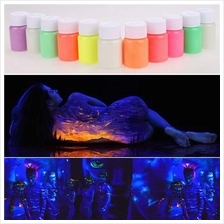 Graffiti Party DIY Glow in the Dark Acrylic Luminous Paint 25g