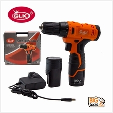 GLK Cordless 12V Li-on Rechagerable Battery Drill