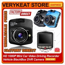 HD 1080P Mini Car Video Driving Recorder Vehicle BlackBox DVR Camera