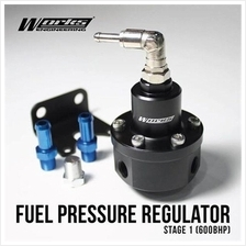 WORKS ENGINEERING USA Fuel Regulator Stage 1 / 2 for N/A or Turbo Car