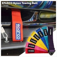 EPARCO Nylon Vehicle Car Bumper Racing Towing Ropes Strap Belt